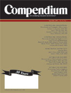 Compendium dental journal