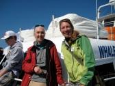 Me and Dr. Jane Goodall, Santa Barbara 2008