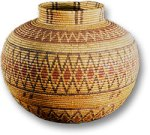 Chumash Basket (Santa Barbara Museum of Natural History)