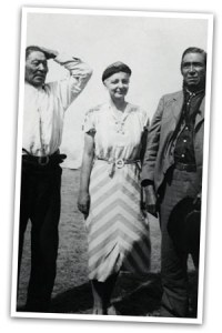 Ruth Benedict and friends